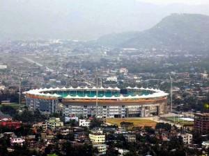 Dr. Bhupen Hazarika Cricket Stadium
