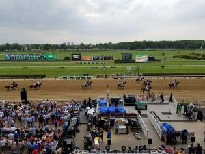 Belmont Park Track