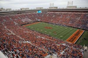 Boone Pickens Stadium seating