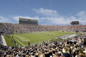 Bright House Networks Stadium seating