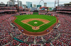 Busch Stadium Seating