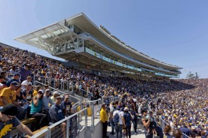California Memorial Stadium events