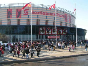 Canadian Tire Center