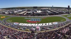 Charlotte Motor Speedway seating