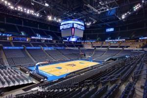 Chesapeake Energy Arena seating