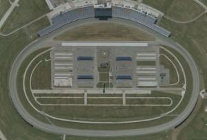 Chicagoland Speedway View