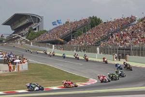 Circuit De Barcelona Catalunya seating