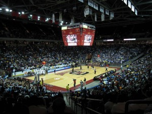 the colonial life arena