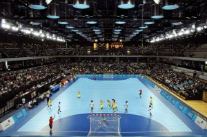 the copper box arena