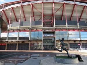 Estadio da Luz seating