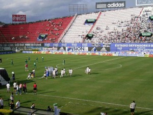 Estadio Defensores del Chaco