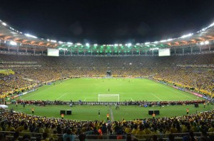 estadio do maracana novo