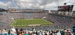 everbank field seat view