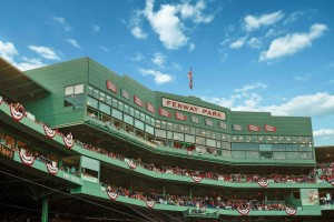 fenway park seating