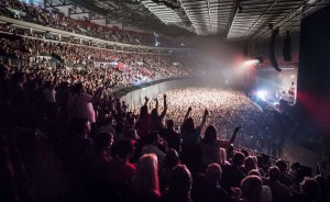 first direct arena events