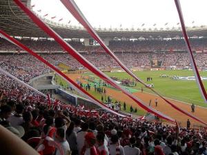 Gelora Bung Karno Stadium seating