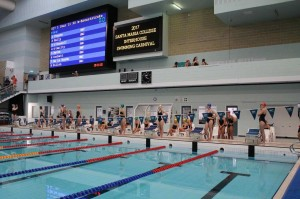 HBF Stadium Swimming