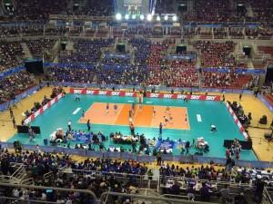 Jeunesse Arena Seating