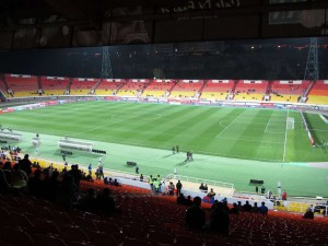 Hrazdan Stadium