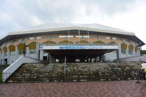 Makomanai Sekisui Heim Ice Arena Japan