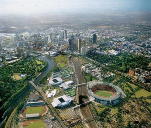 Melbourne Park Multi-Purpose Venue
