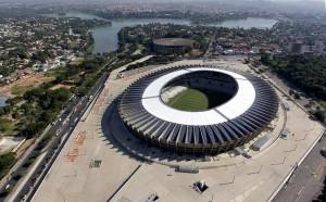 Mineirao Stadium Brazil