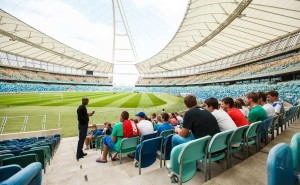 Moses Mabhida Stadium South Africa