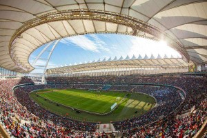Moses Mabhida Stadium Events