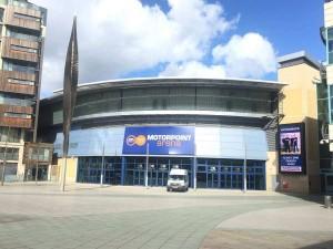 Motorpoint Arena Nottingham