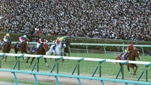 Nakayama Racecourse, japan