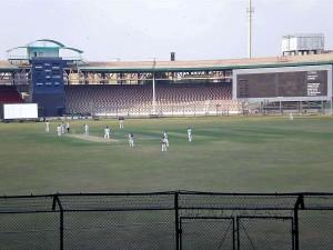 National Stadium, Pakistan