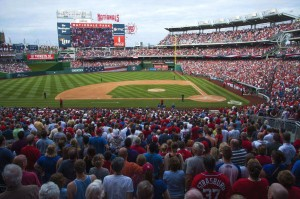 Nationals Park Stadium