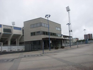 Nya Parken Stadium