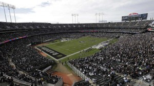 o.co coliseum oakland california
