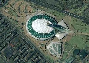 Olympic Stadium Montreal Quebec