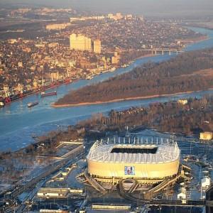 Rostov Arena, Rostov-on-Don