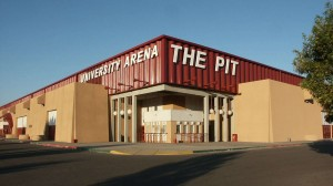 the pit arena, albuquerque, new mexico
