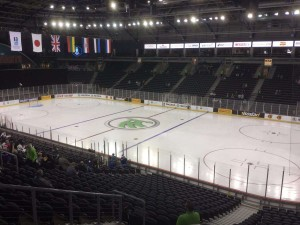 The SSE Arena