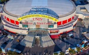 Thomas and Mack Center, Las Vegas
