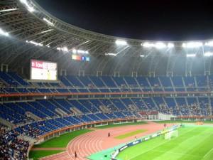 Tianjin Olympic Centre Stadium, china