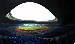 Tianjin Olympic Centre Stadium