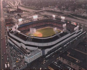 Tiger Stadium, Detroit, Michigan