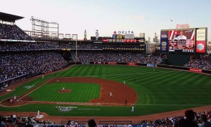 Turner Field seating