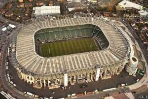 Twickenham Stadium, London