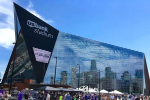 u.s. bank stadium, minneapolis