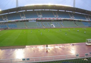 Ullevi Stadium, Sweden