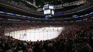 United Center arena