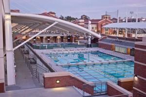 Uytengsu Aquatics Center Los Angeles CA