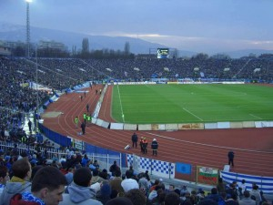 Vasil Levski National Stadium Seating