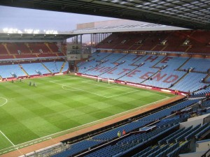 Villa Park Football Stadium